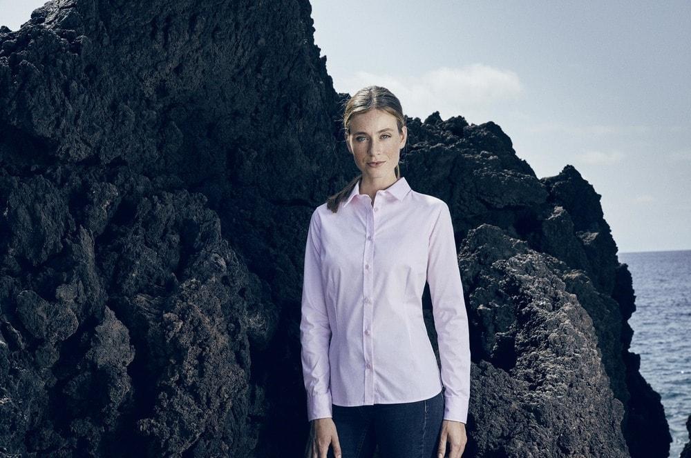 Promodoro 6915 - Women's Oxford Shirt LS