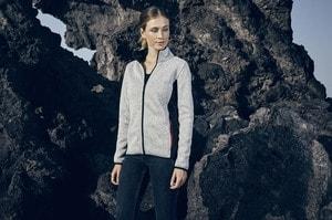 Promodoro 7705 - Veste polaire en tricot pour femmes
