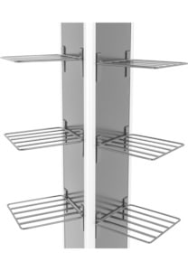 TUBELACES 10633F - Shelf (Flat for Display)
