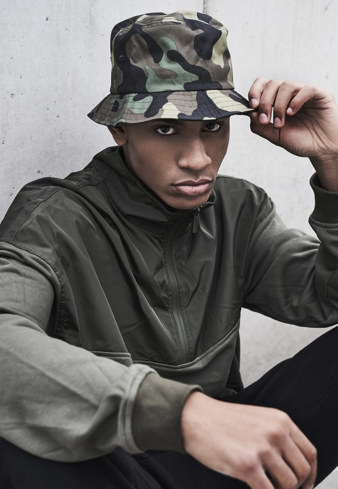 Flexfit 5003CB - Camo Bucket Hat