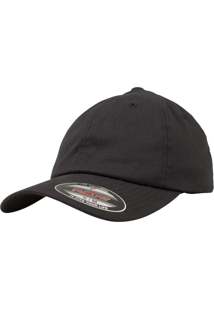 Flexfit 6745 - Flexfit Cotton Twill Dad Cap