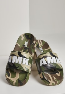 AMK AMK002 - Chinelos Estilo Soldado AMK