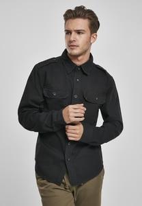 BYBrandit B9373 - Vintage Shirt longsleeve
