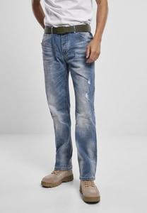 Brandit BD1015 - Will Washed Denim Jeans