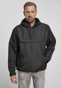Brandit BD3001 - Fleece Pull Over Windjack