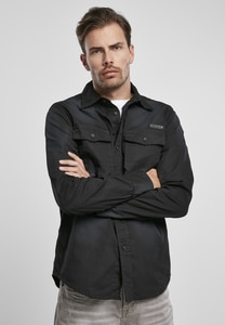Brandit BD4018 - Hardee Denim Shirt
