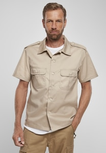 Brandit BD4101 - Short Sleeves US Shirt