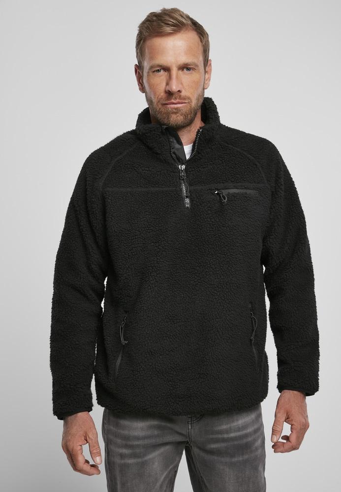 Brandit BD5022 - Pullover Troyer Teddyfleece