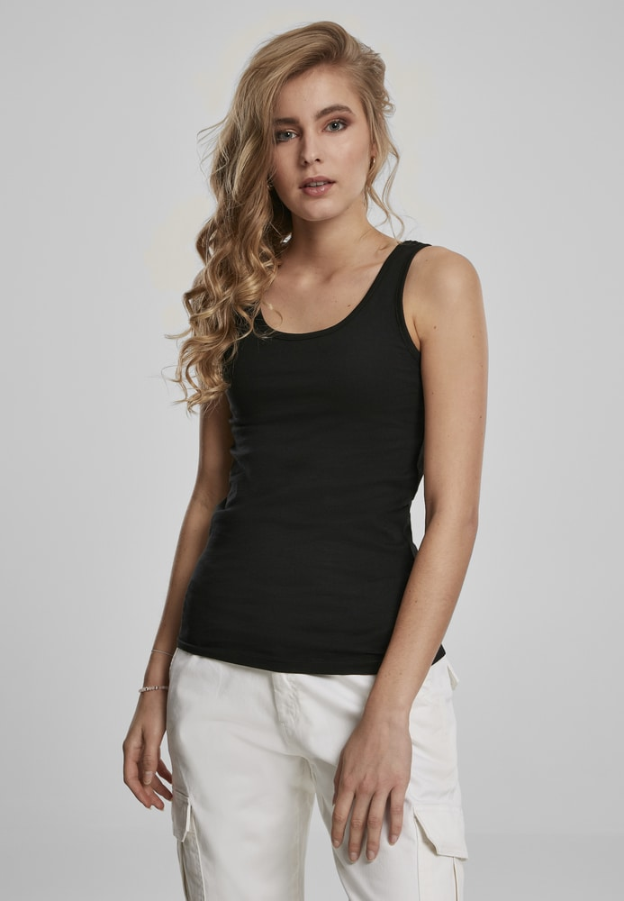 Build Your Brand BY089 - Ladies Merch Top