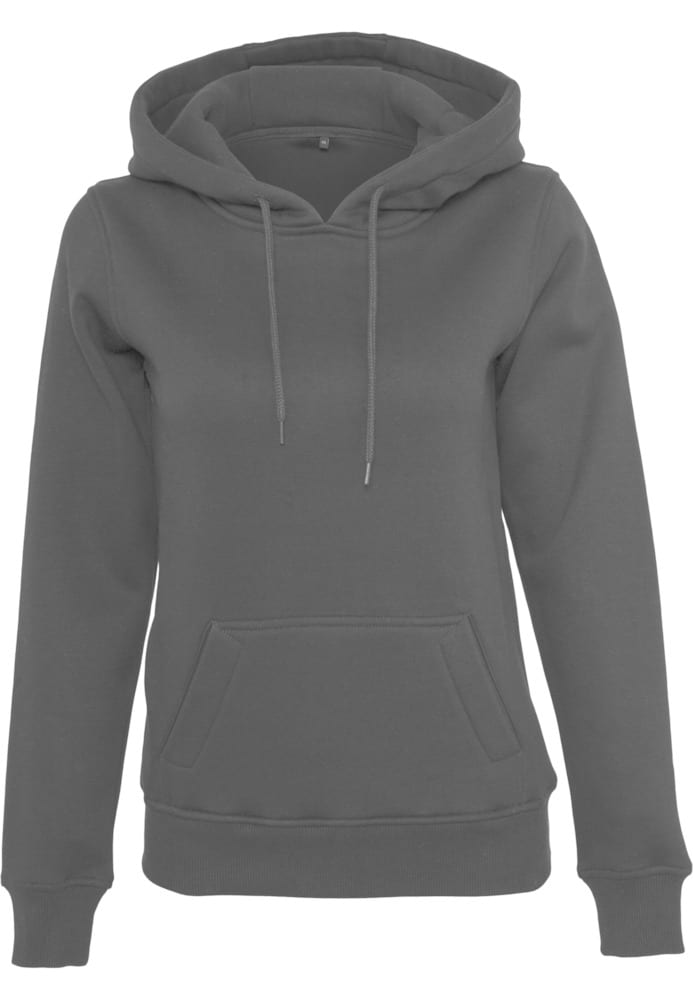 Build Your Brand BY139 - Ladies Organic Hoody
