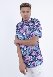 CS CS1943 - C&S WL Roses Short Sleeve Shirt