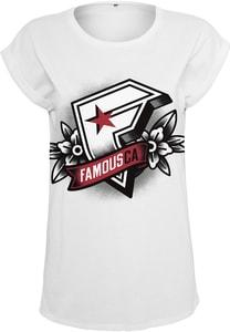 Famous FA033 - Ladies Famous CA Tee