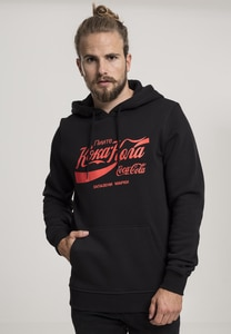 Merchcode MC066 - Coca Cola Rus Hoody