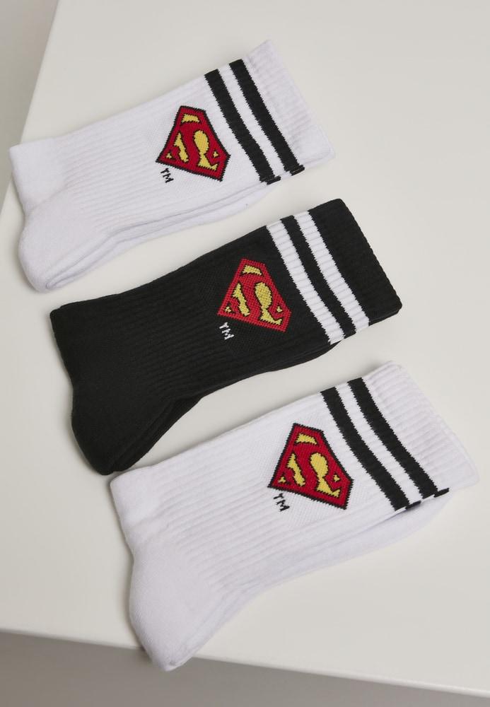 Merchcode MC1002 - Superman Socks 3-Pack