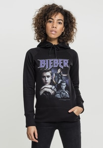 Merchcode MC112 - Ladies Justin Bieber 90s Hoody