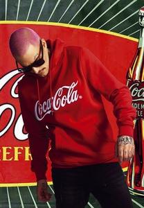 Merchcode MC136 - Coca Cola Classic Hoody