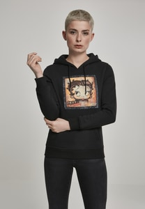 Merchcode MC176 - Ladies Betty Boop Coloured Hoody