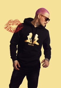 Merchcode MC216 - Hustler Gold Hoody