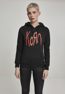 Merchcode MC220 - Ladies Korn Logo Hoody
