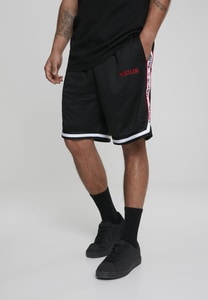 Merchcode MC243 - Hustler Mesh Shorts