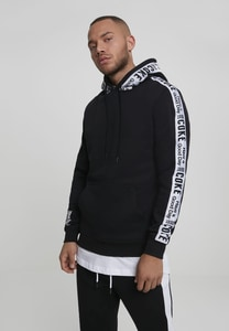 Merchcode MC303 - Sudadera con capucha Coke Tape