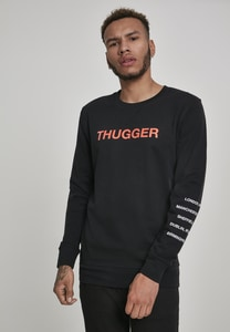 Merchcode MC309 - Thugger Childrose Crewneck