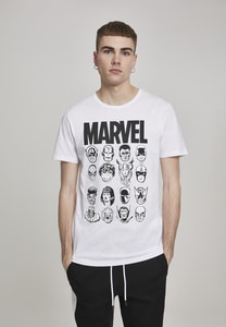 Merchcode MC312 - Marvel Crew Tee