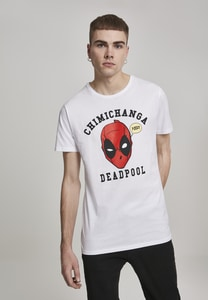 Merchcode MC314 - Deadpool Chimichanga Tee