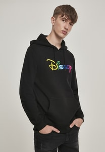 Merchcode MC351 - Disney Rainbow Logo EMB Hoody