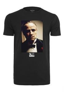 Merchcode MC384 - Godfather Portrait Tee