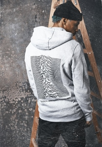 Merchcode MC495 - Joy Division UP Zip Hoody