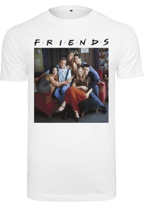 Merchcode MC567 - Friends Group Photo Tee