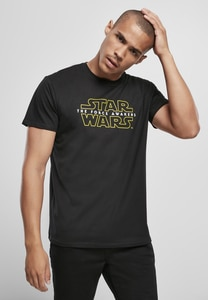 Merchcode MC587 - Star Wars Crawl Tee