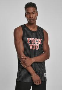 Mister Tee MT1040 - Fuckyou Basketball Top