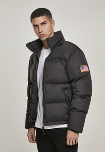 Mister Tee MT1119 - NASA Two-Toned Puffer Jacket