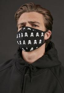 Mister Tee MT1377 - Schädel-Gesichtsmaske 2-Pack