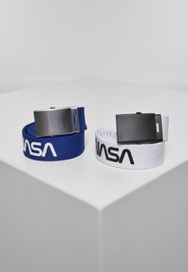 Mister Tee MT2039 - NASA Belt 2-Pack extra long