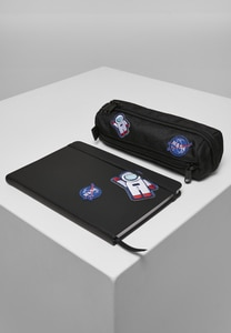 Mister Tee MT2079 - NASA Notebook & Pencilcase Set