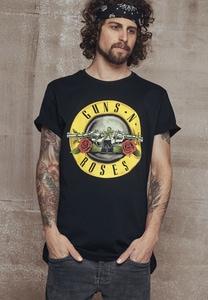 Merchcode MT346 - Guns n Roses Logo Tee