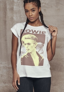 Mister Tee MT365 - Ladies David Bowie Tee
