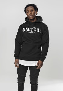 Mister Tee MT448 - Thug Life Old English Hoody
