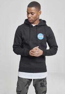 Mister Tee MT627 - Sweatshirt NASA Logo Pequeno