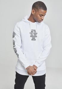 """Mister Tee MT639 - Sweatshirt """"Push Me"""""""