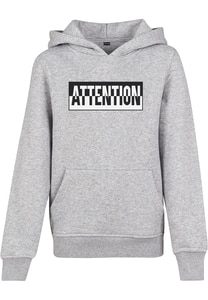 "Mister Tee MTK049 - Sweatshirt Criança ""Attention"""