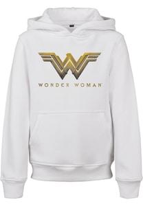Mister Tee MTK066 - Kids Wonder Woman Logo Hoody
