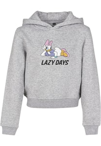 Mister Tee MTK084 - Kinder Daisy Duck Lazy Cropped Hoody