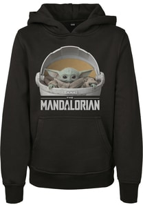 Mister Tee MTK085 - Sweatshirt Criança The Mandalorian The Child Pod