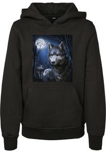 Mister Tee MTK086 - Sweatshirt Criança Lobo