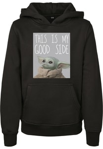 Mister Tee MTK094 - Sweatshirt Criança The Mandalorian The Child Good Side