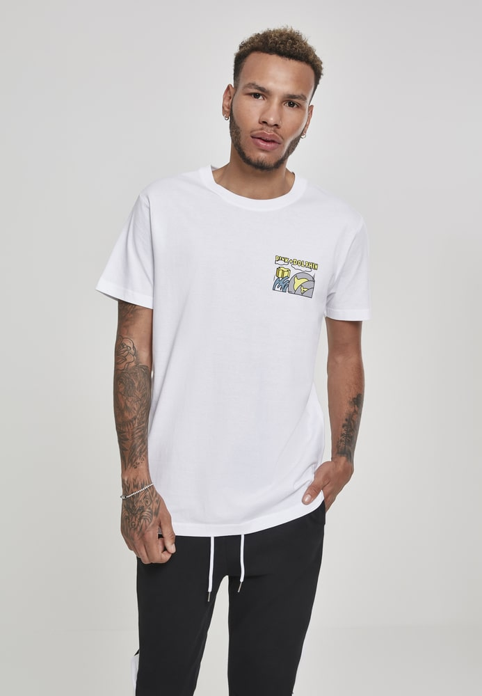 Pink Dolphin PD005 - Level Up Tee
